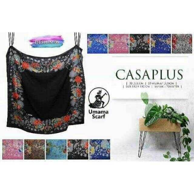 Segiempat Casaplus