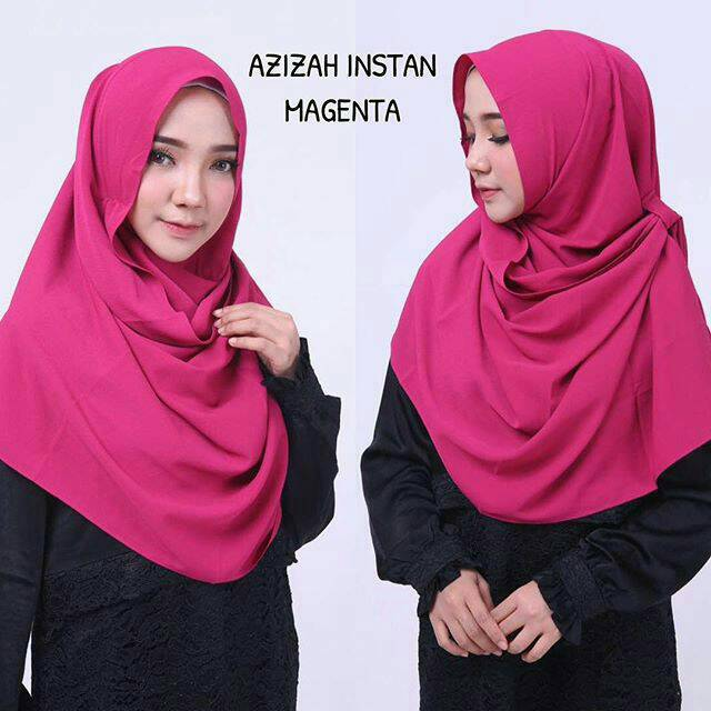 Azizah Instant (Pashmina Instant)