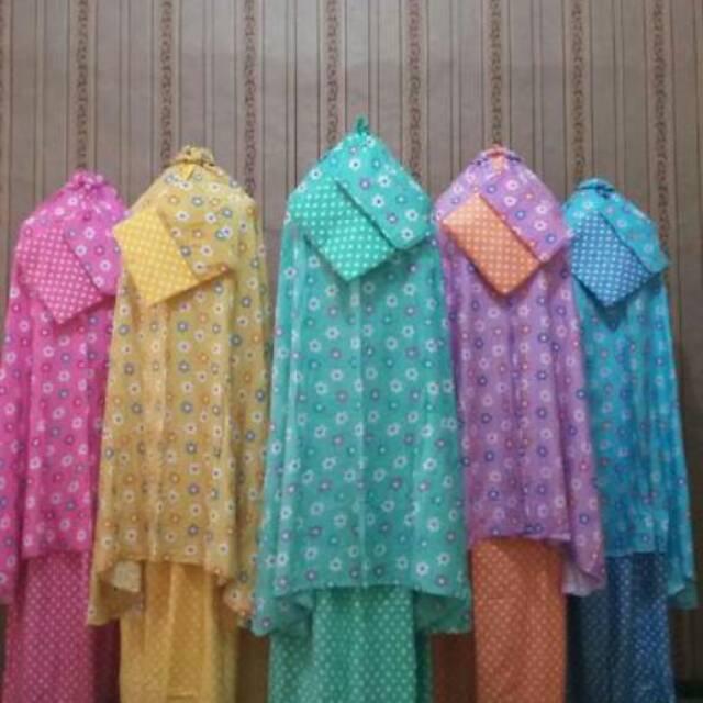 Mukena Colour Full