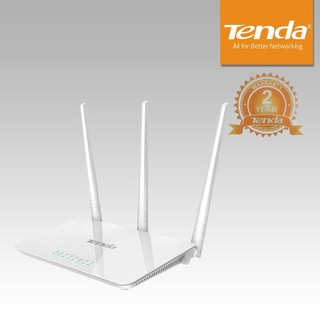 Router TENDA F3 Router Wireless 300Mbps High Power wifi externder wifi booster access point