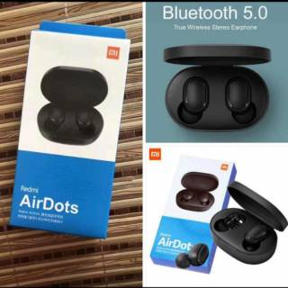 Xiaomi Redmi AirDots Earphone Bluetooth 5.0 / Headset Bluetooth Xiaomi OEM ORI 99%