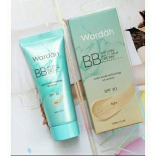 ORIGINAL Alas Bedak Wardah Everyday Luminous BB Cream 15 ML