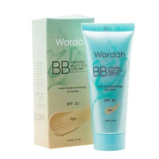 [Kecil] WARDAH BB EVERYDAY BEAUTY BALM CREAM SPF 30 - 15ML