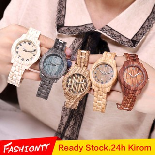 ❤Ready❤Jam Tangan Wanita: Jam Tangan Quartz Anti Air Gaya Korea Jam Tangan Couple