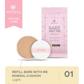 Emina Refill Bare With Me Mineral Cushion 15g