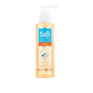 ÖHOT PROMO!! Safi White Expert Oil Control And Acne Cleanser & Toner 150ml .,.,