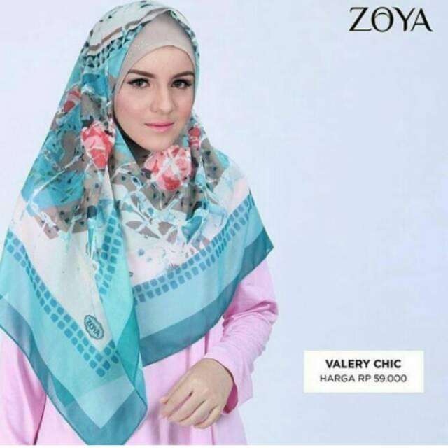 Valery Chic Scarf Zoya