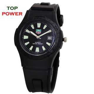 Jam Tangan Pria Wanita Top Power 88 Water Resist Original
