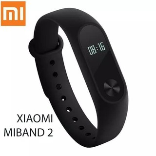 {b2k} XIAOMI MI BAND 2 OLED DISPLAY - BLACK ORIGJNAL