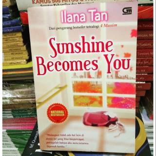 Ilana tan sunshine becomes you