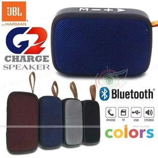 Speaker Bluetooth G2 Portable Mini Bluetooth Wireless