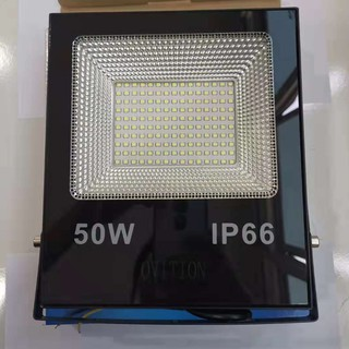 Lampu Sorot Tipis LED 50w Outdoor Tembak 50 w / 50 watt ip66 FLOODLIGHT Flood Light