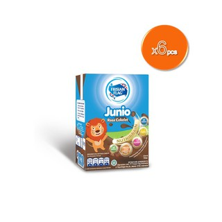 Frisian Flag Junio UHT Chocolate 110ml x 6