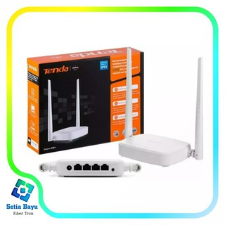 Tenda N301 Router Wiireless 300Mbps 2 Antena