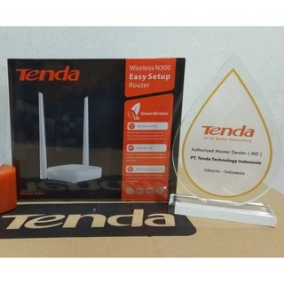 TENDA N301 Router Wireless 300Mbps Easy Setup Router TOP BRAND