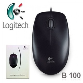 Logitech Mouse Kabel / Wired B100