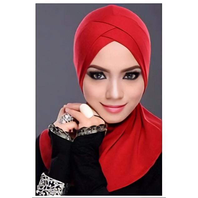 Square jilbab|daleman jilbab syar'i
