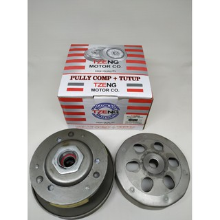 Poly Poli Pulley Pully Assy Beat Lama Beat Karbu Scoopy Karbu Spacy