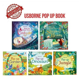 BestSeller Usborne Pop Up Book