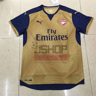 DISKON  Jersey Arsenal Away 2015/16