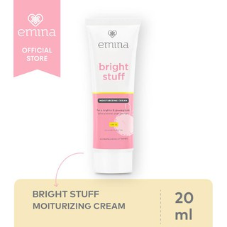 Emina Bright Stuff Moiturizing Cream 20 ml