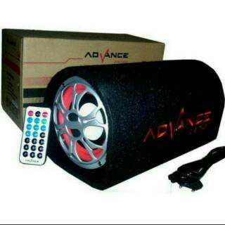SPEAKER SUBWOOFER BLUETOOTH ADVANCE T101BT KARAOKE RADIO AKTIF