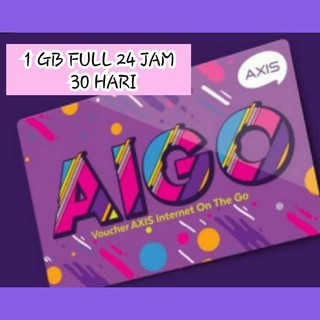 Fsk AXIS AIGO 1GB