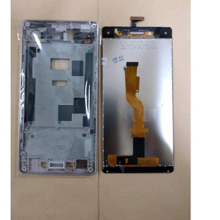 Best!! LCD TOUCHSCREEN PLUS FRAME OPPO NEO 7 / A1603 /A33W ORIGINAL .. Harga Terbaik!!