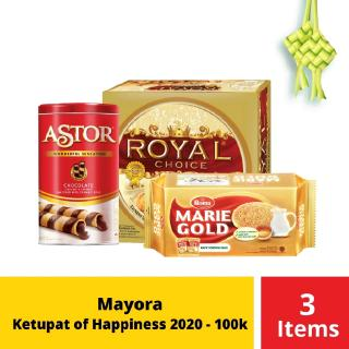 Mayora Ketupat of Happiness 2020 - 100k