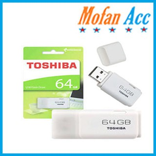FlashDisk Toshiba 64GB 64 gb / TERMURAH! usb flash disk drive hayabusa transmemory transfer data
