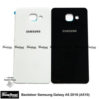 Backdoor Tutup Belakang Baterai Back Cover Casing Samsung Galaxy A5 2016 A510