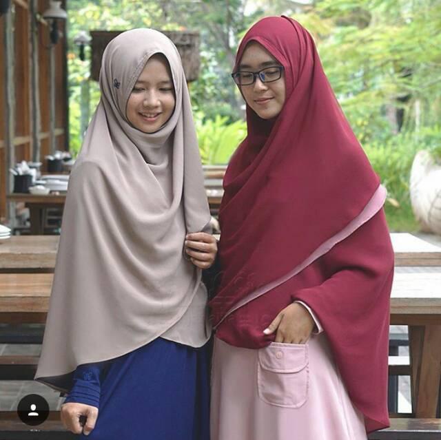 Khimar liteberri hijab alila