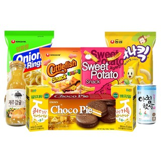 K-Food Bundle (8 Items)