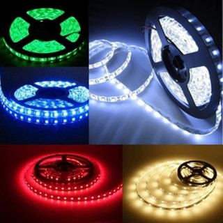 Flexible 3528 Lampu LED Indoor Strip SMD IP33/LED Strip Panjang 5 meter TOP***