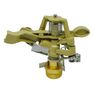 Rotate Sprinkler Spray Nozzle Air Irigasi Taman - PYK-10 - Copper OMHZNZCP