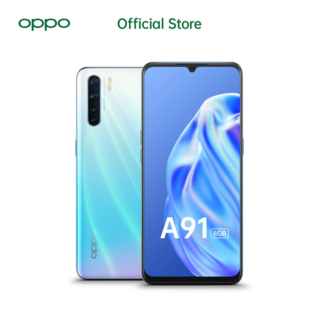 OPPO A91 8GB RAM 128GB ROM [VOOC Charging, AI Ultra Wide Quad Camera,Ultra Slim] #0