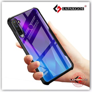 Case Realme 5 Pro iPaky Shield Transparent Premium Hardcase