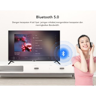 Changhong Google certified Android Smart TV 32 Inch Digital TV Neflix LED TV-L32H4-Garansi 5 Resmi #7