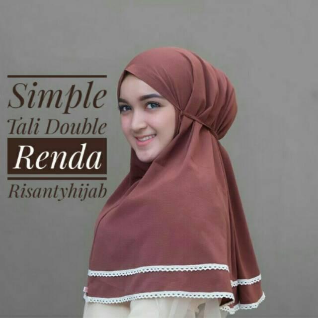 Simple Tali Double Renda