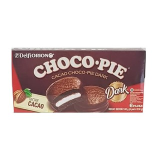 Delfi Orion Choco Pie Dark 6p 180gr