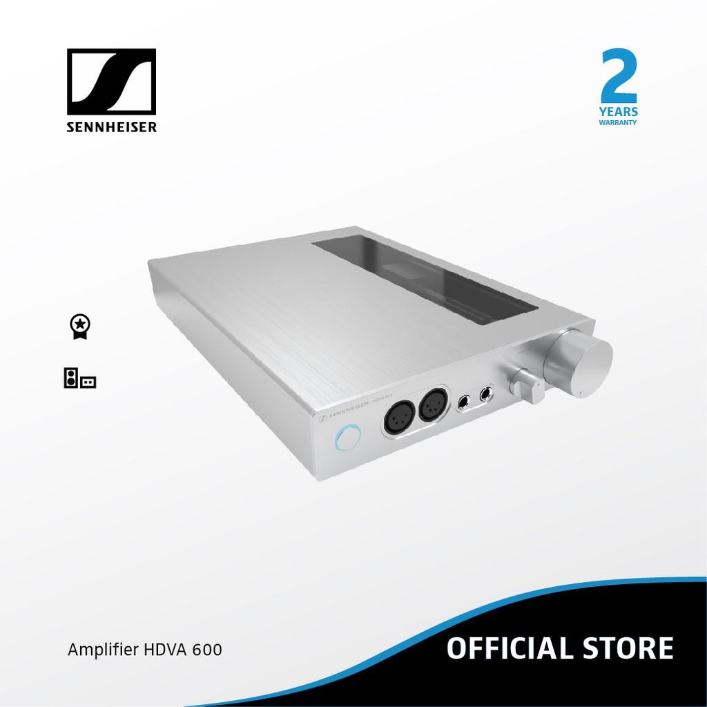 Sennheiser Headphones Amplifier HDVA 600