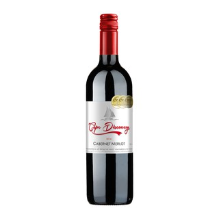 Cape Discovery - Cabernet Merlot Small-sized (Red Wine)