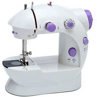 4 IN 1 MINI SEWING MACHINE - MESIN JAHIT MINI 202A