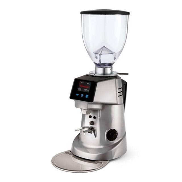 Fiorenzato F64E commercial espresso coffee grinder touch screen automatic doser + 1kg kopi
