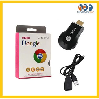 HDMI Dongle Anycast Chromecast Wifi wireless streaming media player andoid & ios display receiver TV