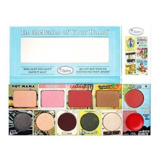 Dijual In The Balm Of Your Hand Diskon