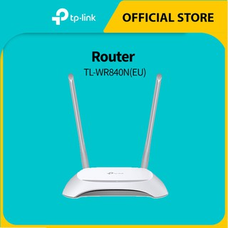 Original TP-LINK 300Mbps Wireless N Router TL-WR840N