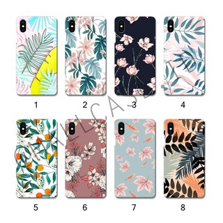 [MC38] Fashion CASE 3D FLOWERS Fullprinting for smartphone