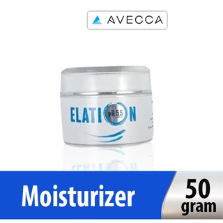 Elation Moisturizer Cream 50G / Pelembab Kulit Sensitive / Pelembab Elation