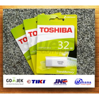 Flashdisk Toshiba 32GB/ Flash Disk /Flash Drive Toshiba 32 GB